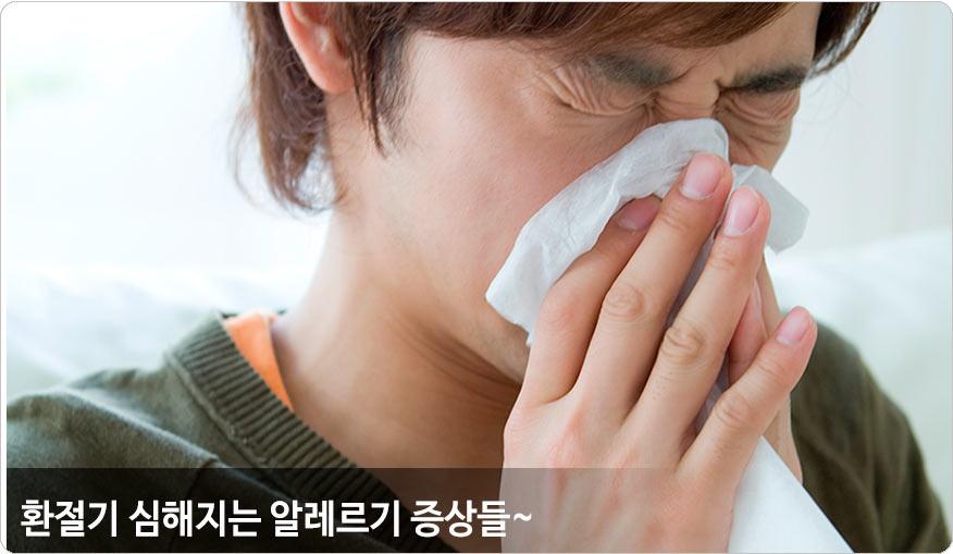 알레르기원인