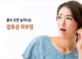 봄철 접촉성 피부염 원인