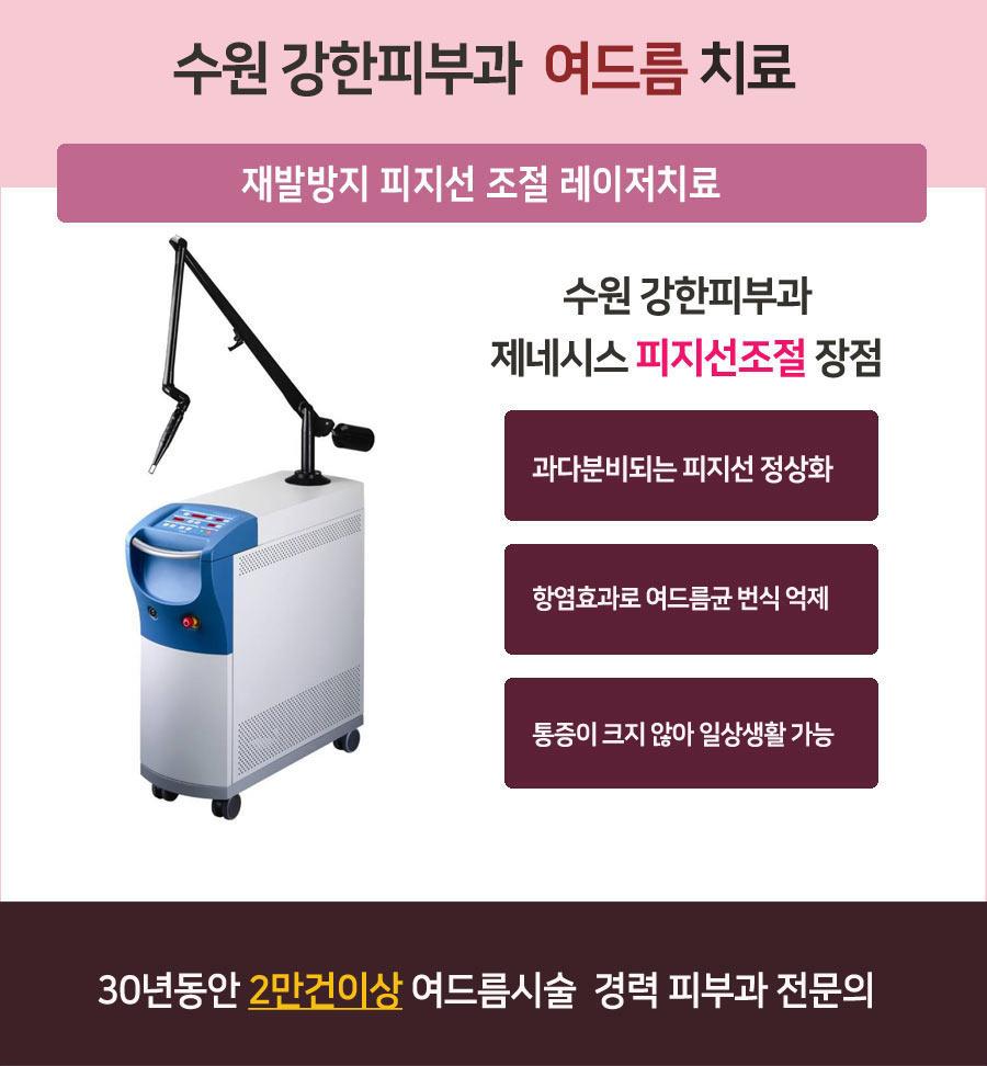 등피지조절 치료