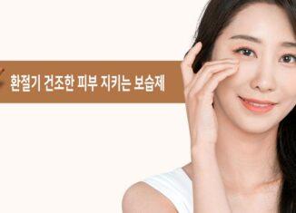 환절기 건조한 피부 특징